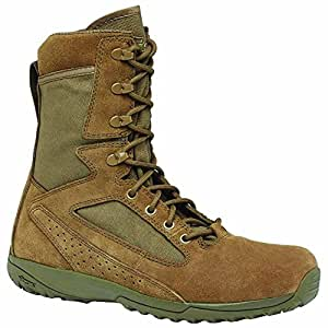 Belleville Transition 8in Coyote Training Boots (Tr115)