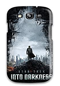 Hot Tpu Cover Case For Galaxy/ S3 Case Cover Skin - Star Trek Into Darkness