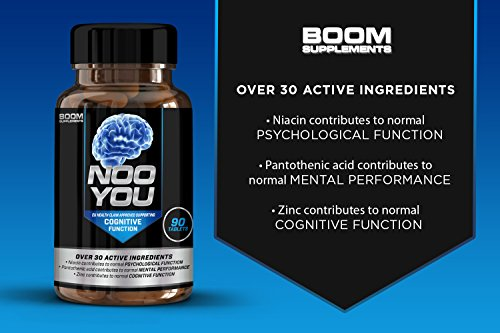 Nootropics Supplements | #1 Proven Nootropic and Brain Supplement
