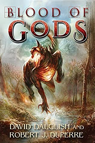 book cover of Blood of Gods
