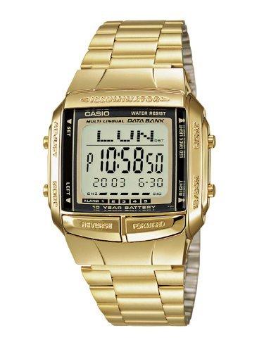 Casio General Men's Watches Data Bank DB-360G-9ADF - WW ()