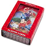 Walt Disney World Four Parks One World Playing Cards