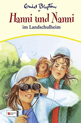 Hanni & Nanni, Band 15: Hanni und Nanni im Landschulheim