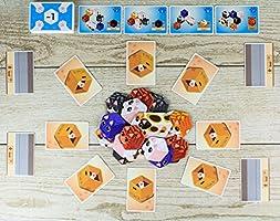 Renegade Game Studios RGS00536 - Juego de Mesa, diseño de Gatos: Amazon.es: Juguetes y juegos