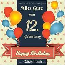 Alles Gute Zum 12 Geburtstag