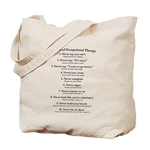 CafePress–Leyes de O.T.–Gamuza de bolsa de lona bolsa, bolsa de la compra
