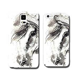 horse cell phone cover case Samsung S6
