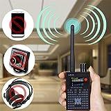 Tiean G318 Anti-Spy wireless Amplification Detector Bug Hidden Signal Detector Gadgets (Black)