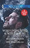 Download Wolf Undaunted & Witch's Fury: An Anthology in PDF ePUB Free Online
