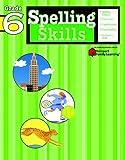 Spelling Skills: Grade 6 (Flash Kids Harcourt Family Learning)