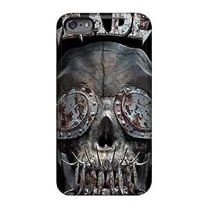 LauraAdamicska Iphone 6 Excellent Hard Phone Cases Provide Private Custom Fashion Foo Fighters Series [zeU18223NCbl]