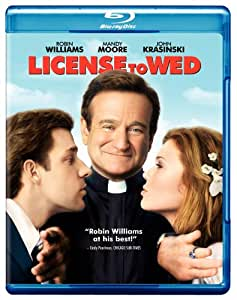 License to Wed [Blu-ray]