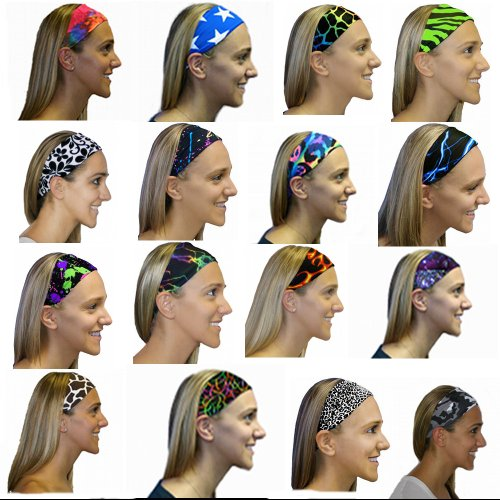 Sport Headbands (Available in over 30 patterns)