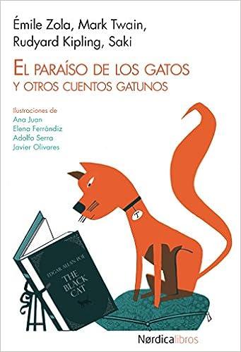 Amazon.com: El paraíso de los gatos: Y otros cuentos gatunos ...