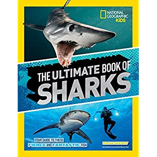 The Ultimate Book of Sharks (National Geographic Kids)