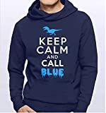 new balance tie dye - Keep Calm and Call Blue Hoodie | Dinosaur Hoodie | Adult sizes | Gift for Friend | S-5XL