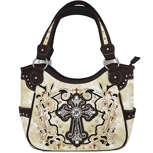 Blancho Bedding Womens [Sisterhood] PU Leather Fashion Bag Elegant Purse BAG-IVORY XoN22Vtb3