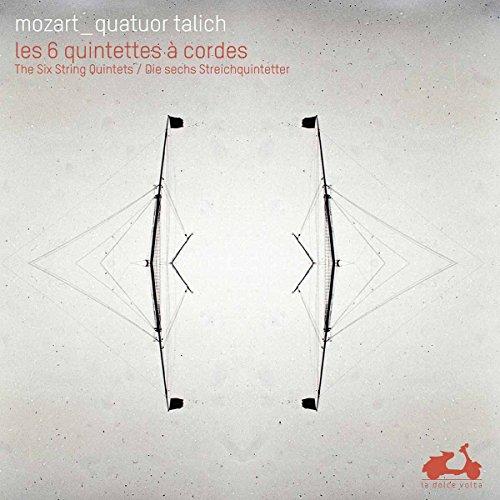 Mozart: String Quintets Nos.1-6