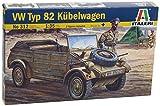 Italeri - I312 - Maquette - Chars d'assaut - Kübelwagen Type 82 - Echelle 1:35