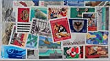 50 Canada large format (L55) Stamps