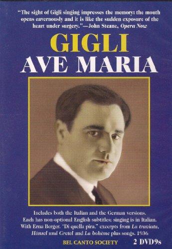 Price comparison product image Beniamino Gigli: Ave Maria