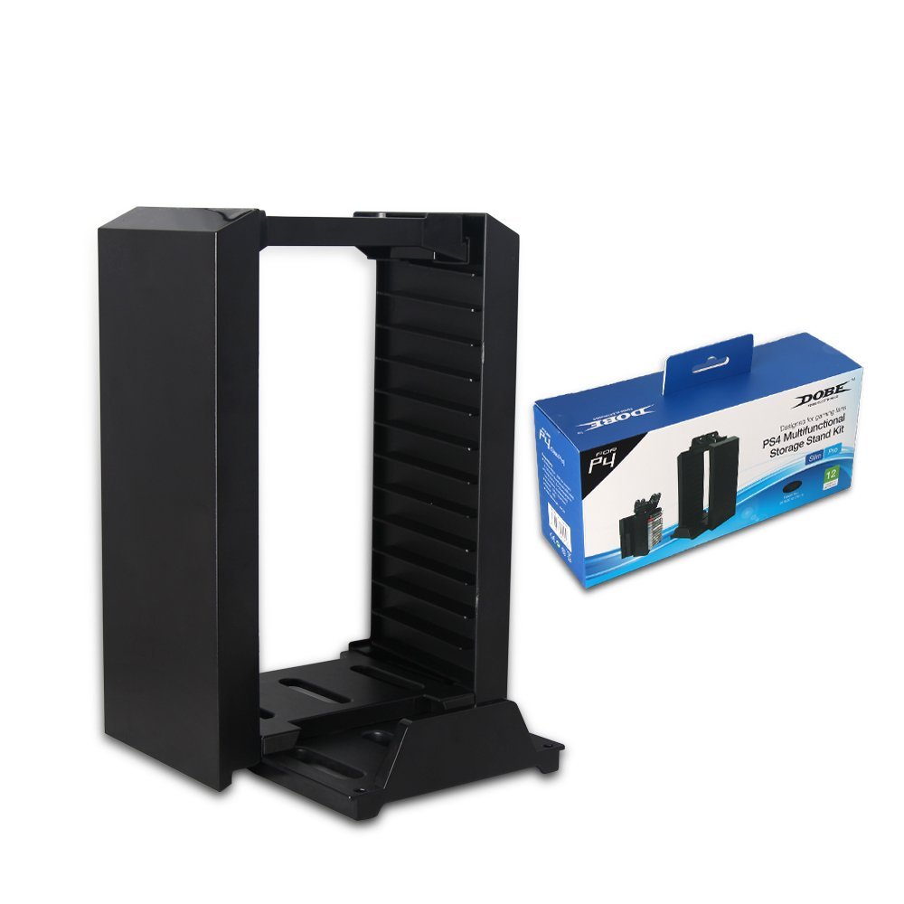 E-MODS GAMING® TP4-025 PS4 Pro/PS4 Slim Multifunctional