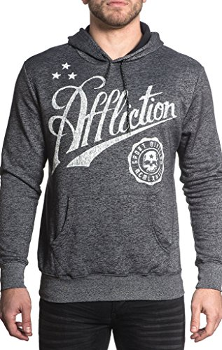 (Affliction Skull Sport Pullover XL)