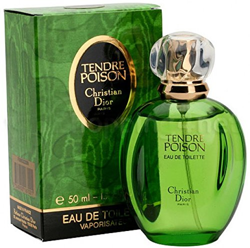 Christian Dior Tendre Poison Womens Perfume 1.7 oz 50 ml EDT eau de toilette Spray