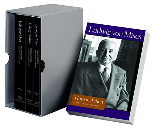 Human Action: A Treatise on Economics (4 Volume Set)