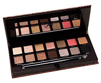 SULTRY EYE SHADOW PALETTE – 14 shades