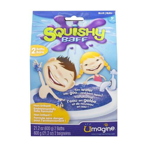 Squishy Baff Bath Kit - Blue by Umagine