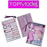 Top Model Sticker Designer