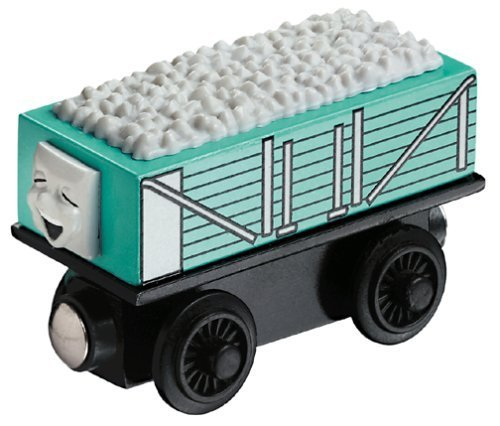 Learning Curve Truck (Thomas & Friends Wooden Railway - Rickety Troublesome Truck by Thomas & Friends)