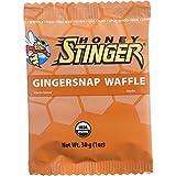 HONEY STINGER Food Ginger Snap Waffle (Box of 16)