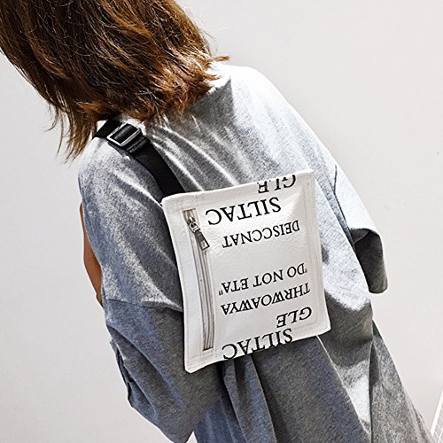 para AFfeco mujer Bolso hombro única al 1 talla qawtaz