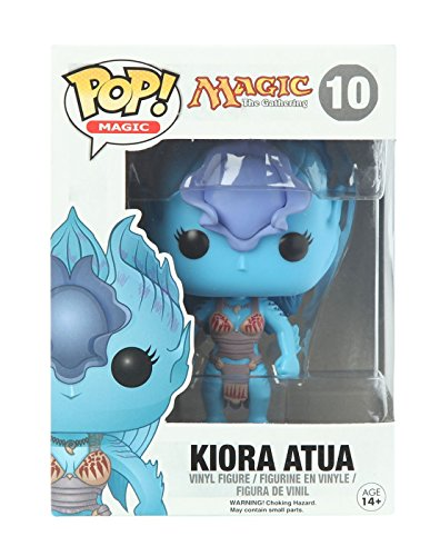 Funko Pop! - Vinyl Games Magic The Gathering Kiora Atua (4572)