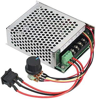 WXQ-XQ DC10〜50V 40A PWMスピードコントローラボードモータドライバ・コントローラCW/CCWリバーシブルドライバー電子ガバナ