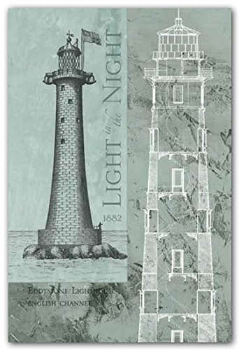 Eddystone lighthouse by t cathey1882 english channel blueprint eddystone lighthouse by t cathey1882 english channel blueprint unframed art print malvernweather Image collections