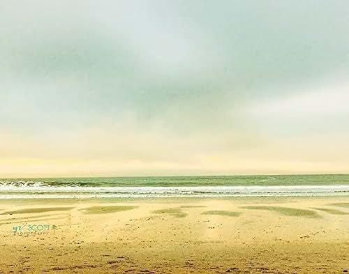 Amazon.com: San Diego Beach Print | Dreamy Film