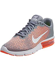 NIKE Mens Air Max Sequent 2 Running Shoe
