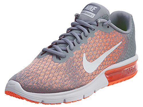 Mango Wolf Max Nike Sequent bright sunset Glow De Grey Air Course white 2 chaussures 0w5qvr1w