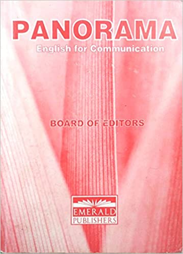 Amazon in: Buy Panorama English for communication by emerald
