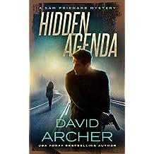 Hidden Agenda - A Sam Prichard Mystery (Sam Prichard, Mystery, Thriller, Suspense, Private Investigator Book 11)