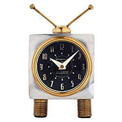 Pendulux, Table Clock, 6 H x 4.5 W x 4.5 D, 1.75 lbs - Teevee