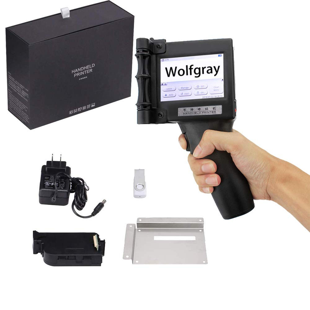 Alta definición portátil Impresora de inyección de Tinta de ...