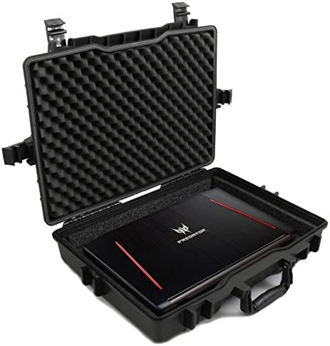 CASEMATIX Custom Waterproof Predator Laptops