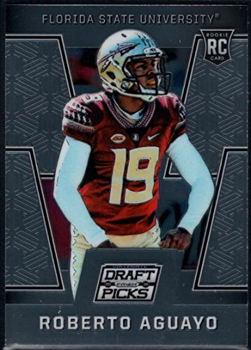 Football NFL 2016 Panini Prizm Collegiate Draft Picks Draft Picks #238 Roberto Aguayo NM-MT RC
