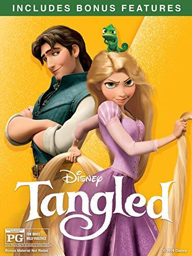 Tangled (Includes Bonus Features) (9 11 A Tale Of Two Towers)