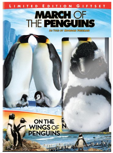 March of the Penguins Limited Edition Giftset - March Dvd