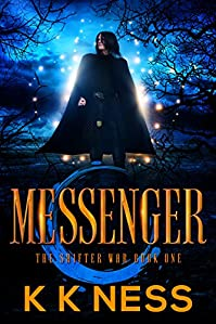 Messenger by K K Ness ebook deal